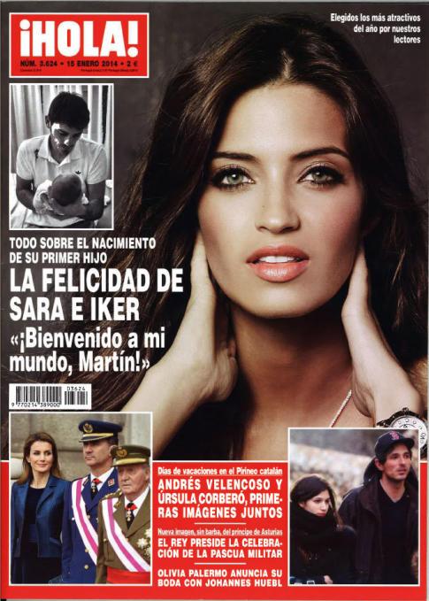 HOLA portada 8 de Enero 2014