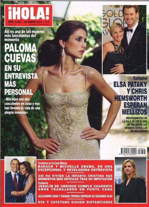 HOLA portada 15 de Enero 2014