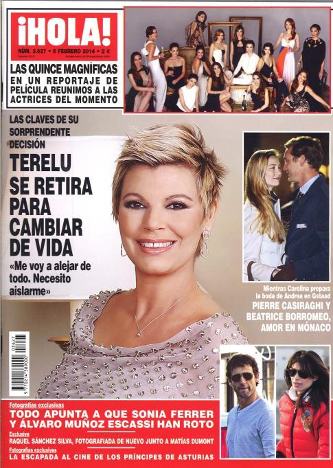 HOLA portada 30 de Enero 2014