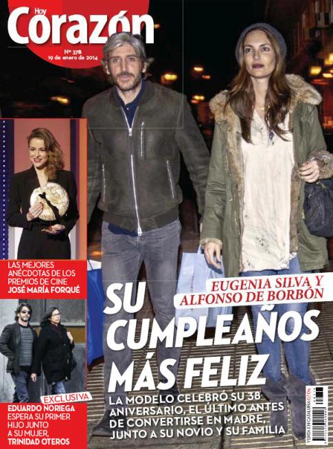 HOY CORAZON portada 20 de Enero 2014