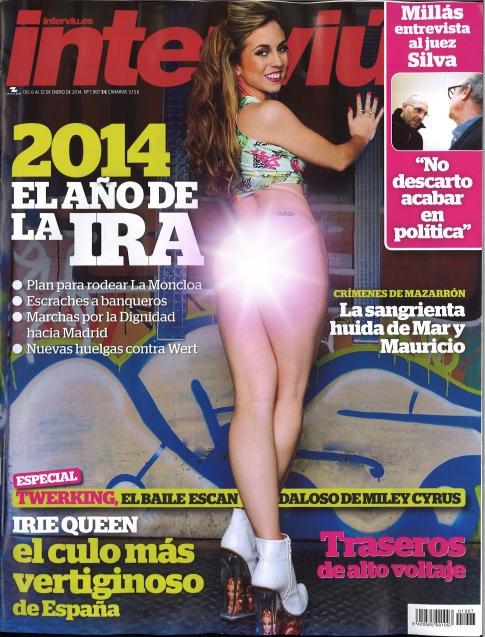 INTERVIU portada 7 de Enero 2014