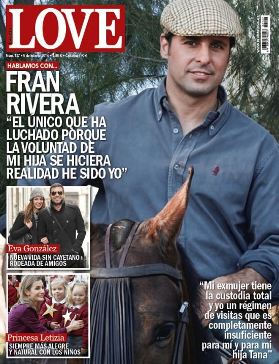 LOVE portada 29 de Enero 2014