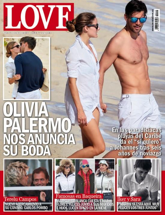 LOVE portada 8 de Enero 2014
