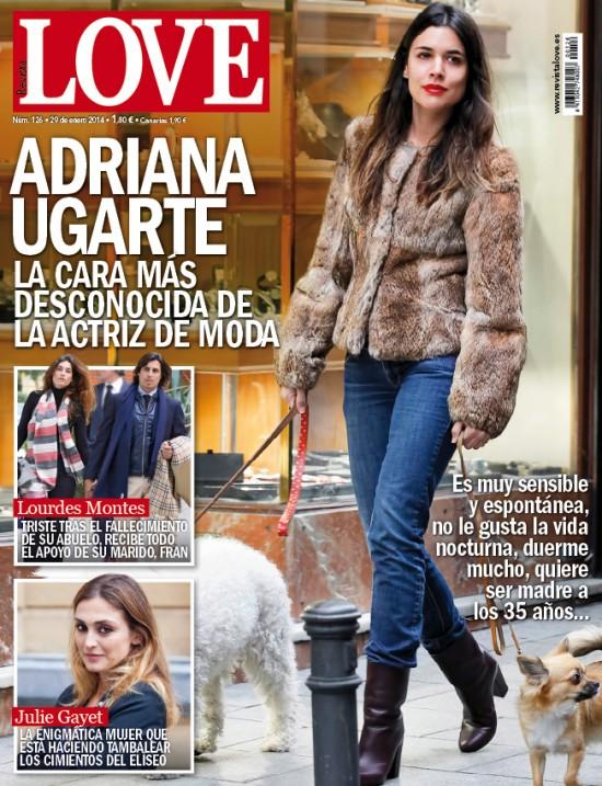 LOVE portada 22 de Enero 2014