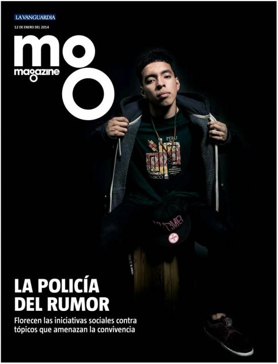 MEGAZINE portada 12 de Enero 2014