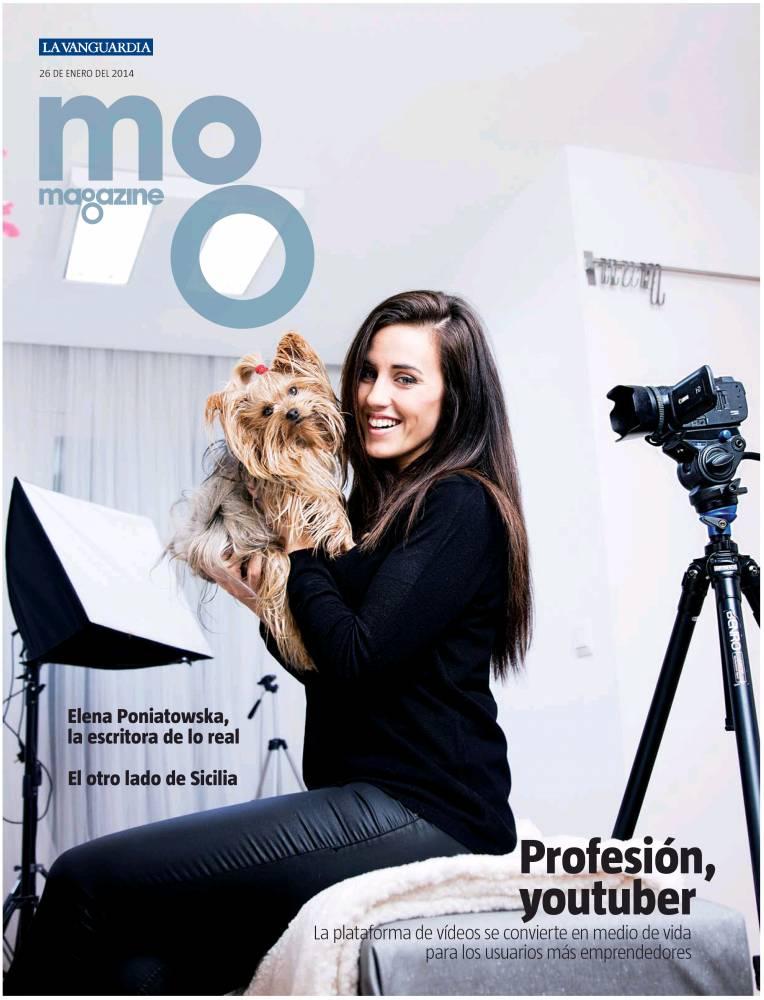 MEGAZINE portada 26 de enero 2014