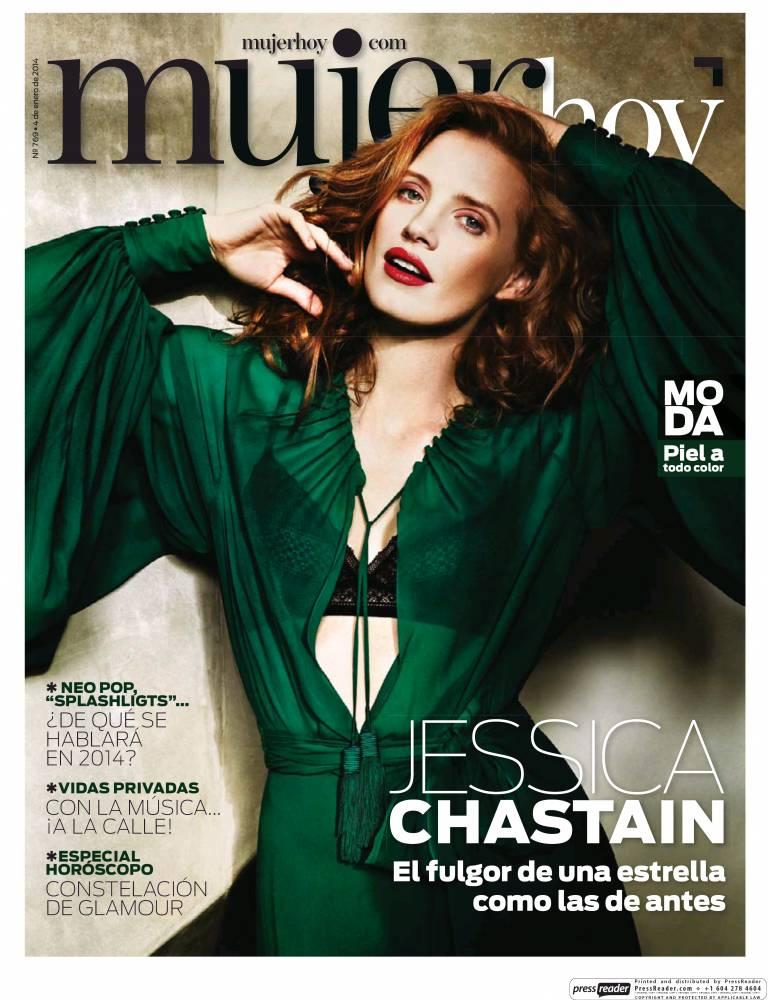 MUJER HOY portada 5 de Enero 2014