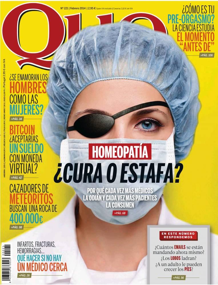 QUO portada 20 de Enero de 2014
