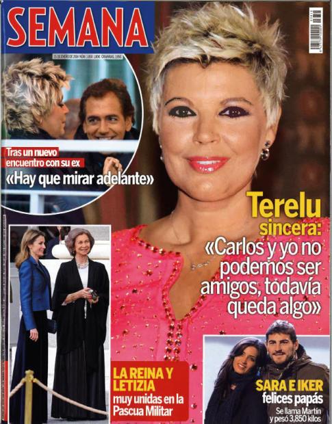 SEMANA portada 8 de Enero 2014