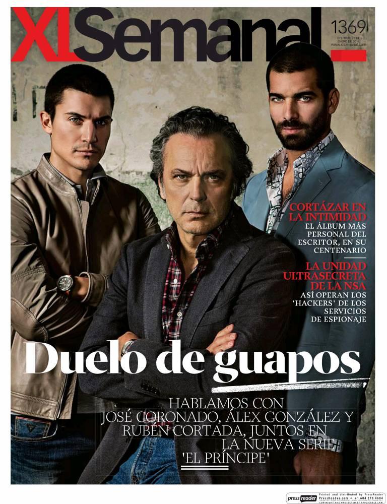 XL SEMANAL portada 19 de Enero 2014