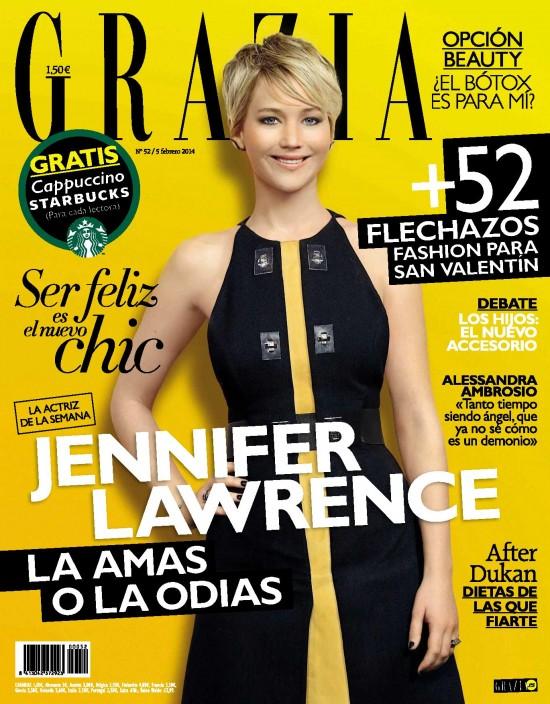 GRAZIA portada 6 de Febrero 2014