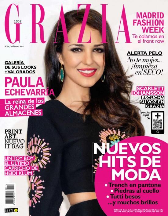 GRAZIA portada 20 Febrero 2014