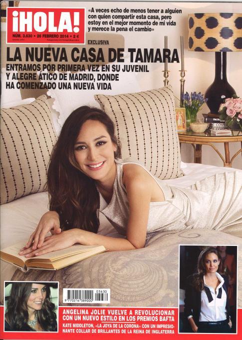 HOLA portada 20 de Febrero 2014