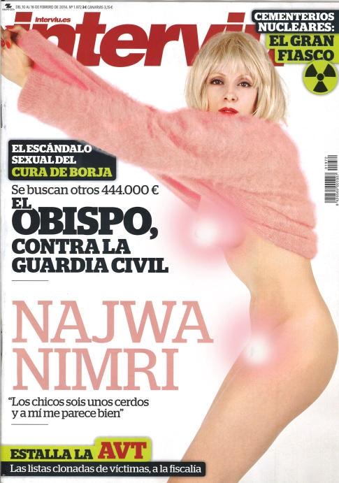 INTERVIU portada 10 de Febrero 2014