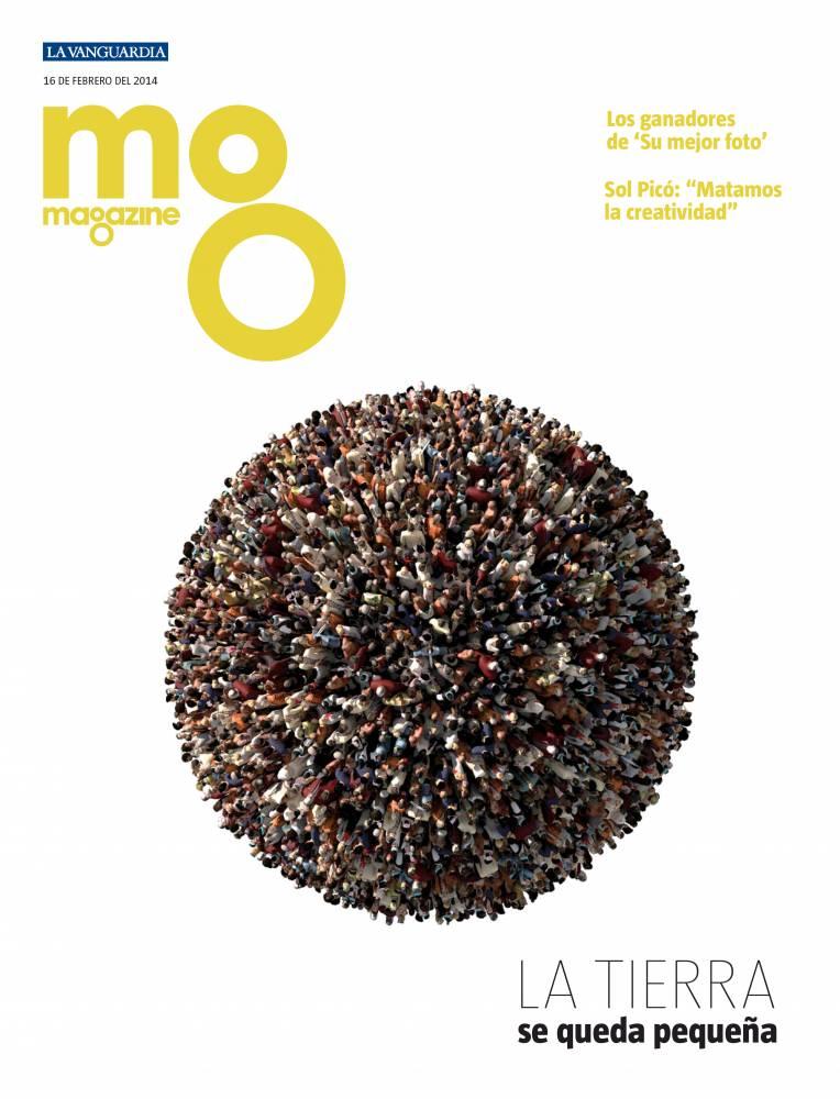 MEGAZINE portada 16 de febrero 2014