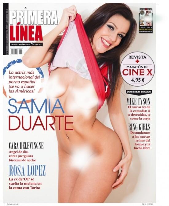 PRIMERA LINEA portada Marzo 2014