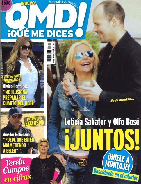QUE ME DICES portada 24 de Febrero 2014