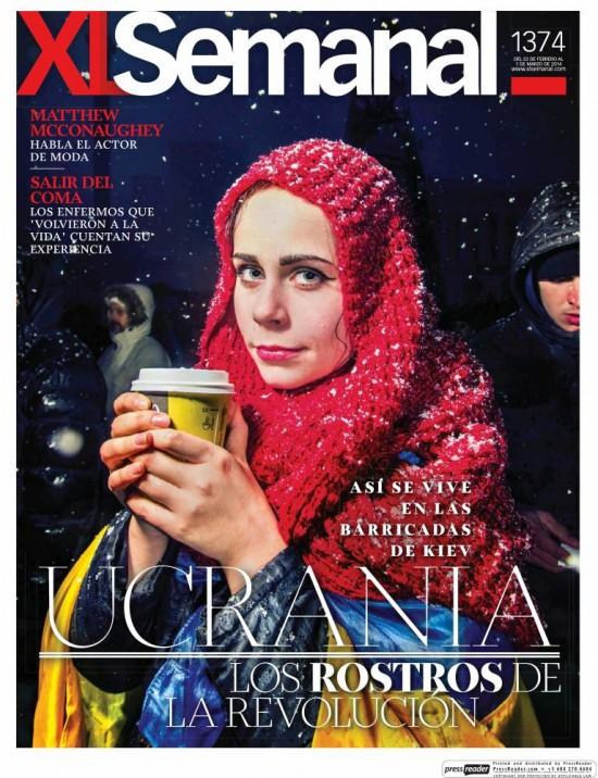 XL SEMANAL portada 23 de Febrero 2014