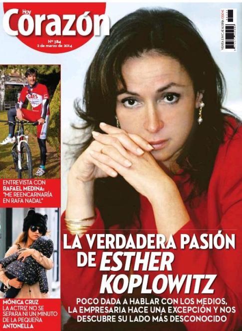 HOY CORAZON portada 3 de Marzo 2014
