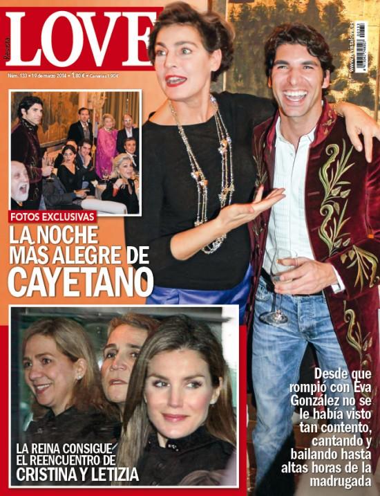 LOVE portada 12 de Marzo 2014