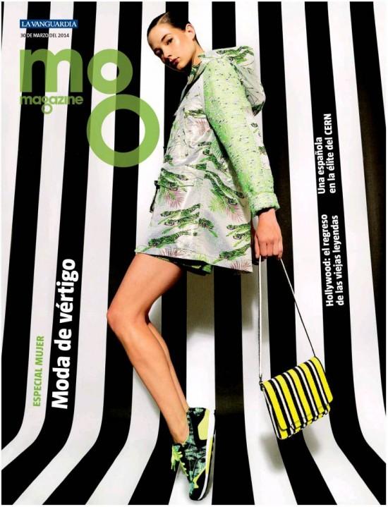 MEGAZINE portada 30 de Marzo 2014