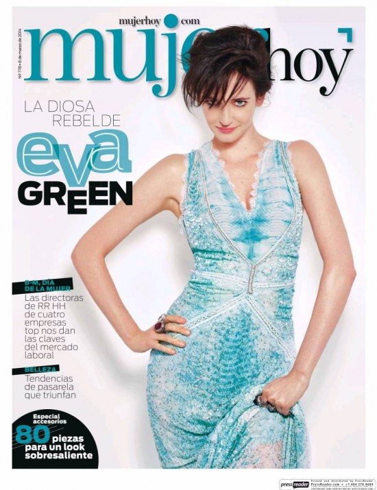 MUJER HOY portada 9 de Marzo 2014