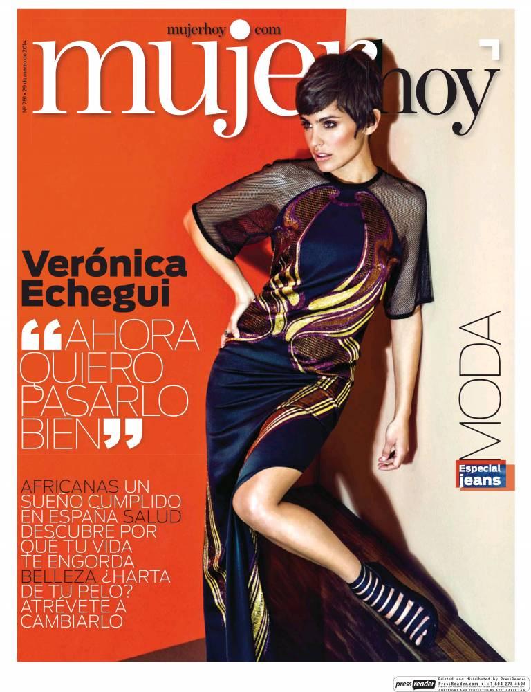 MUJER HOY portada 30 de Marzo 2014