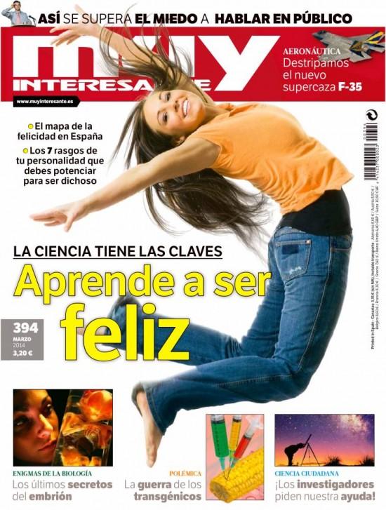MUY INTERESANTE portada Marzo 2014
