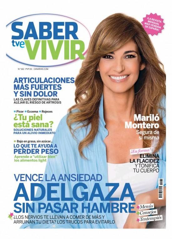 SABER VIVIR portada Abril 2014