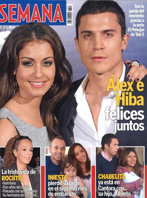 SEMANA portada 12 de Marzo 2014