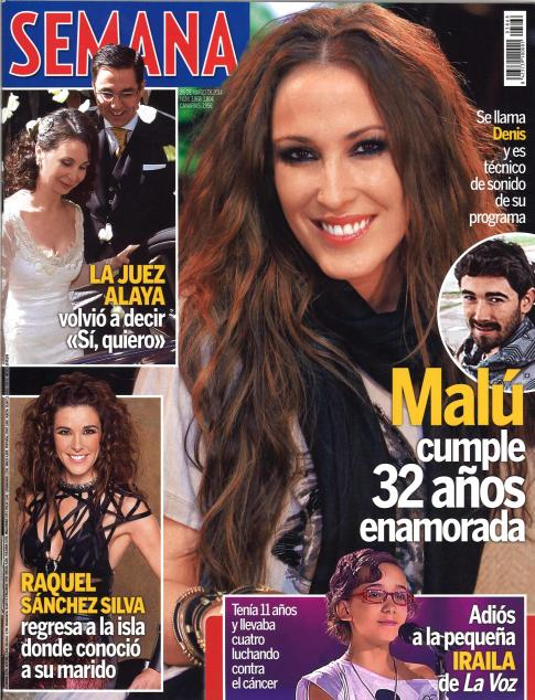 SEMANA portada 19 de Marzo 2014