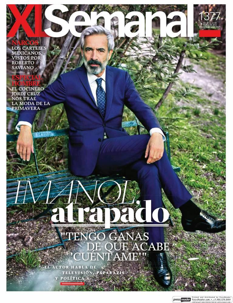 XL SEMANAL portada 16 de Marzo 2014