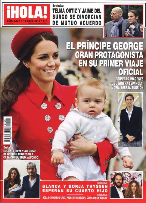 HOLA portada 9 de Abril 2014