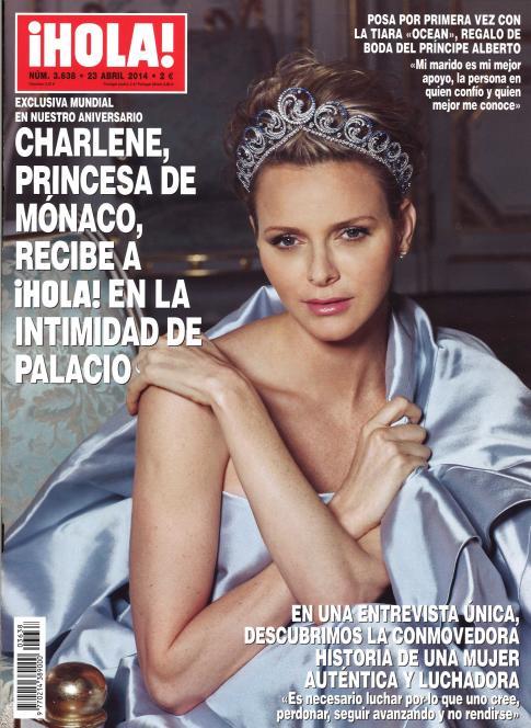 HOLA portada 16 de Abril 2014