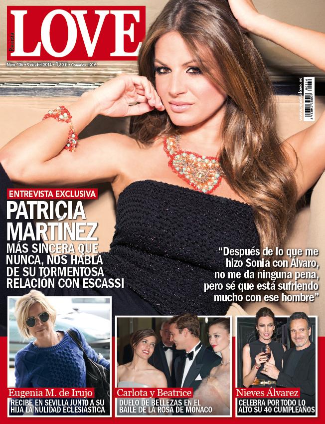 LOVE portada 02 de Abril 2014