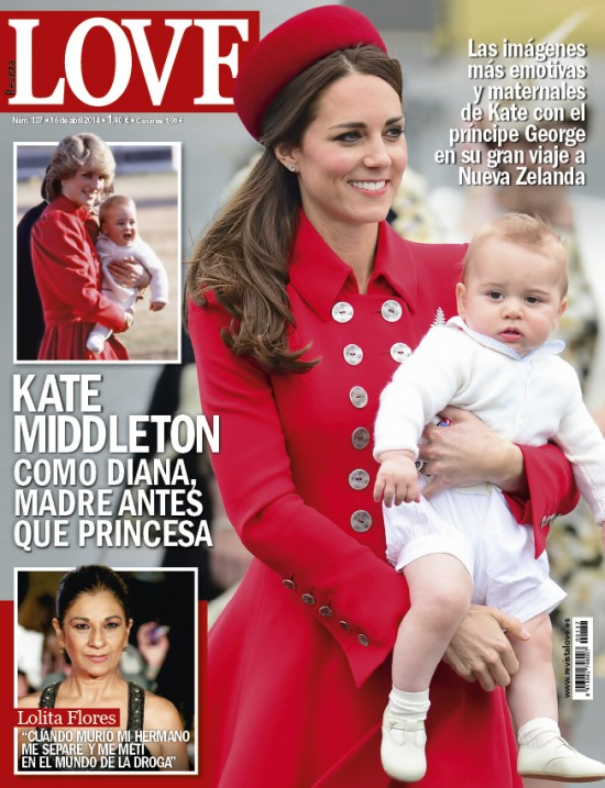 LOVE portada 9 de Abril 2014