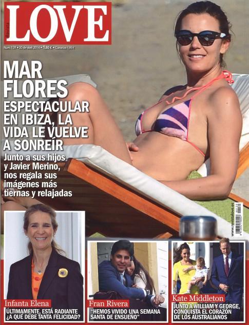 LOVE portada 23 de Abril 2014