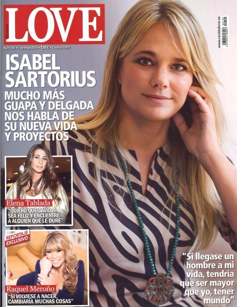 LOVE portada 30 de Abril 2014