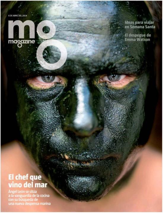 MEGAZINE portada 6 de Abril 2014