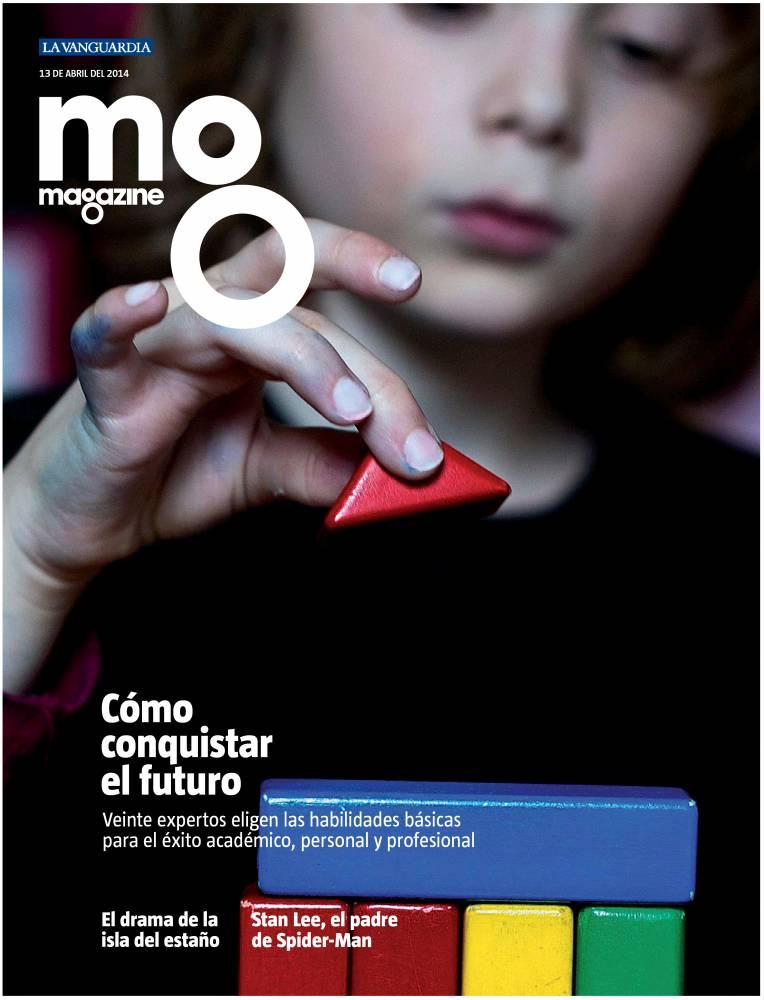 MEGAZINE portada 13 de Abril 2014