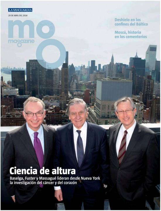 MEGAZINE portada 20 de Abril 2014