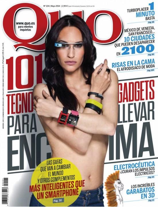 QUO portada Mayo 2014