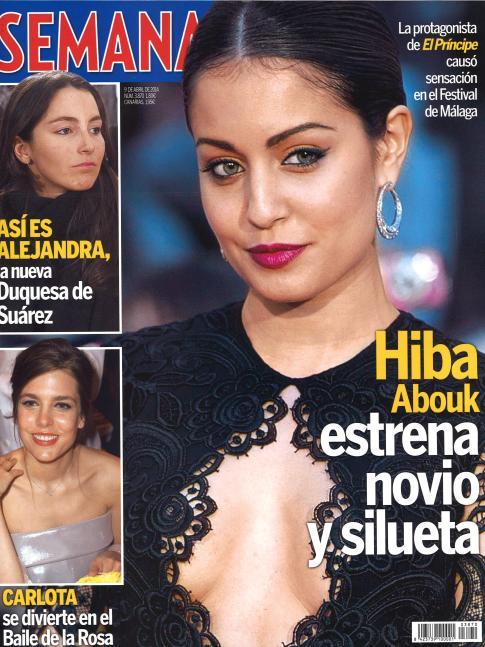 SEMANA portada 2 Abril 2014