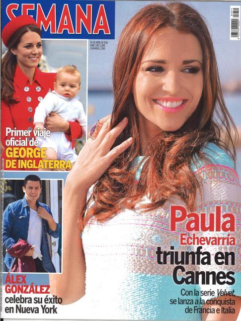 SEMANA portada 9 de Abril 2014