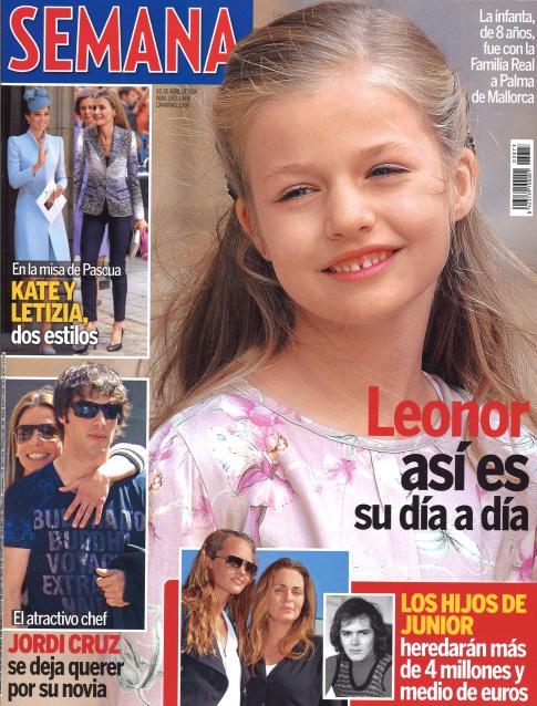 SEMANA portada 23 de Abril 2014