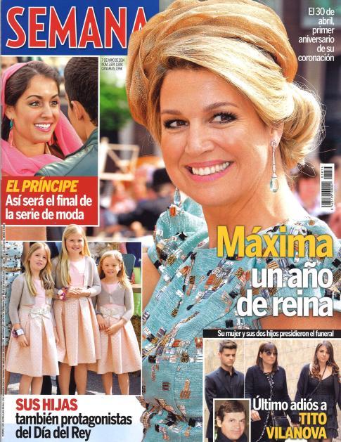 SEMANA portada 30 de Abril 2014