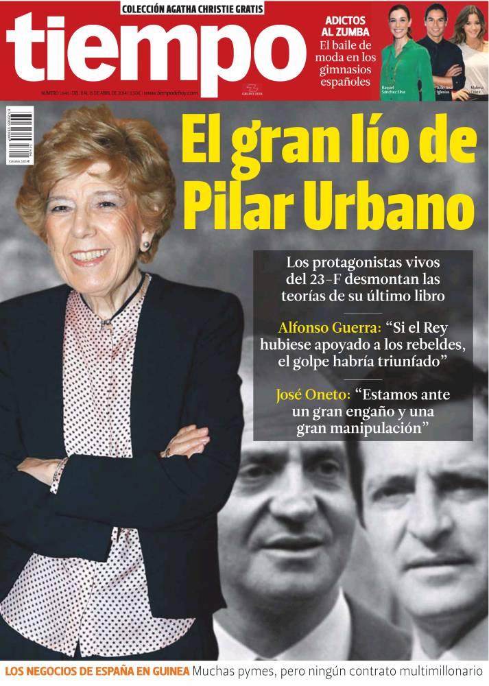 XL SEMANAL portada 13 de Abril 2014