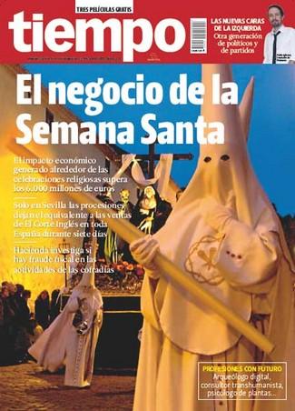 TIEMPO portada 20 de Abril 2014