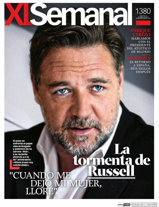 XL SEMANAL portada 6 de Abril 2014