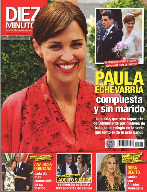 DIEZ MINUTOS portada 14 Mayo de 2014